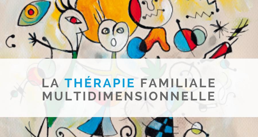 image principale de l'article colloque thérapie familiale multidimensionnelle, à Paris le 13 décembre 2017