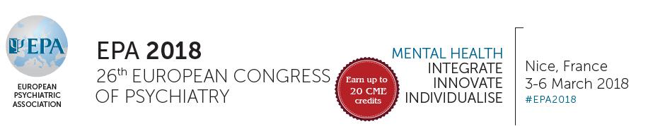 photo de l'article la santé mentale. Le 26ème Congrès européen de psychiatrie organisé par l'European Psychiatry Association(EPA). article NGI