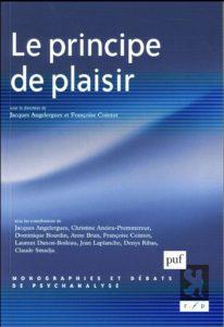 """image de couverture du livre """"Le principe du plaisir"""""""