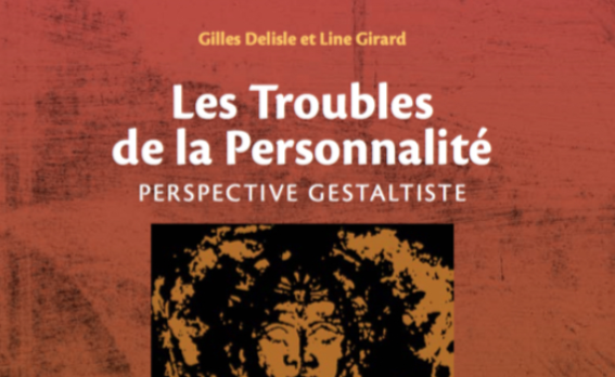 """couverture de l'article : """"les troubles de la personnalité"""", par gilles deslile -cig montreal"""