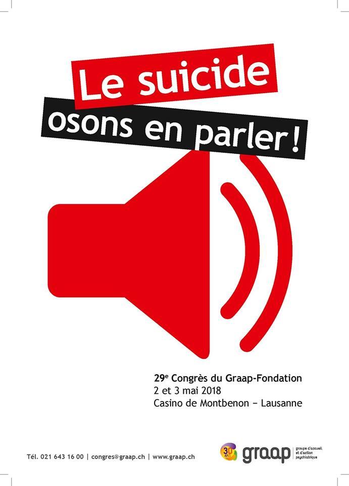 """Image de couverture de l'article (sur le Blog de NGI) : """"le suicide, osons en parler !"""""""