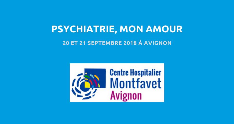 """image cde couverture de l'article : """" psychiatrie, mon amour""""."""