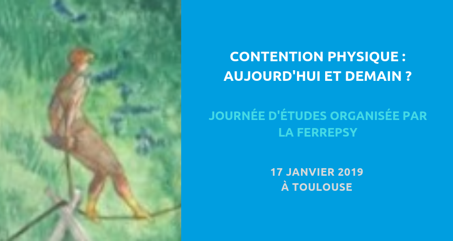 image de couverture de l'article : la contention physique