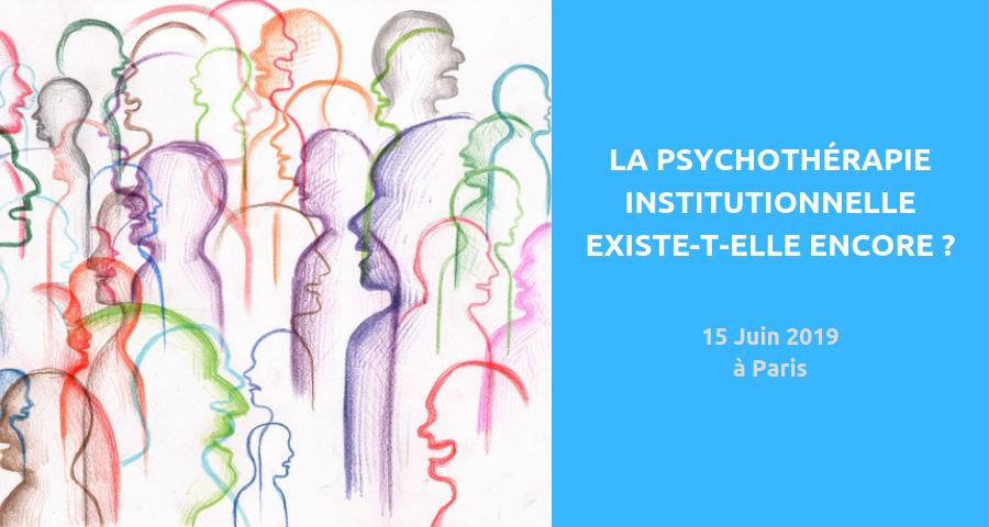 image de couverture de l'article sur la psychothérapie institutionnelle