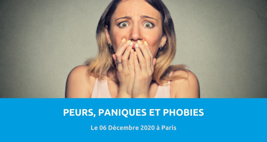 image de couverture de l'article concernant le Colloque organisé par la revueHypnose et thérapies brèves :«peurs, paniques et phobies». Le 06 Décembre 2020 à Paris.
