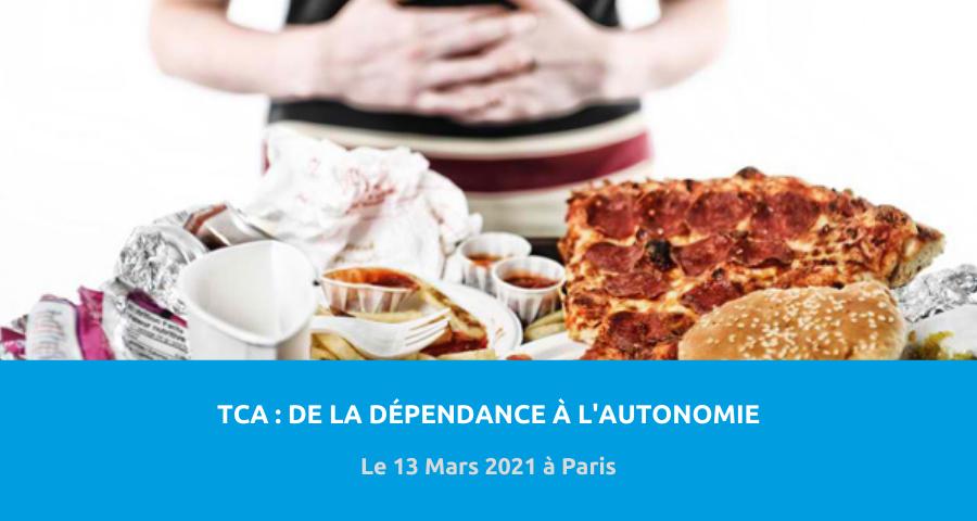 image de couverture de l'article concernant le Colloque organisé par l'Association d'Education nutritionnelle des diabétiques et aide aux troubles du comportement alimentaire (ENDAT) :«TCA de la dépendance à l'autonomie». Le 13 Mars 2021 à Paris.