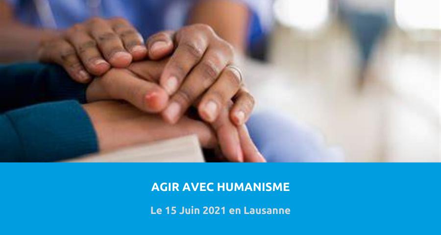 image de couverture de l'article concernant le 4eColloque européen consacré au caring :«agir avec humanisme». Le 15 Juin 2021 en Lausanne.