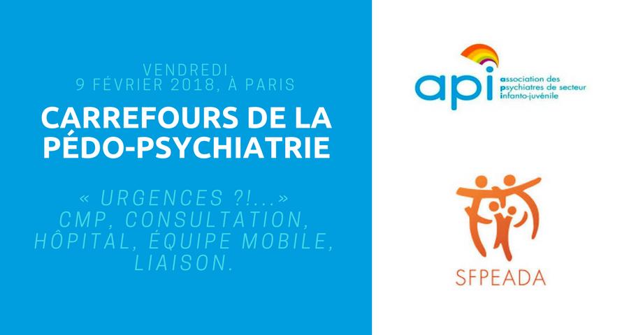 image de couverture de l'article : carrefours en pedo-psychiatrie. Neuro Gestalt Institut, formation continue en psychothérapie du lien (PGRO) pour les professionnels de la santé