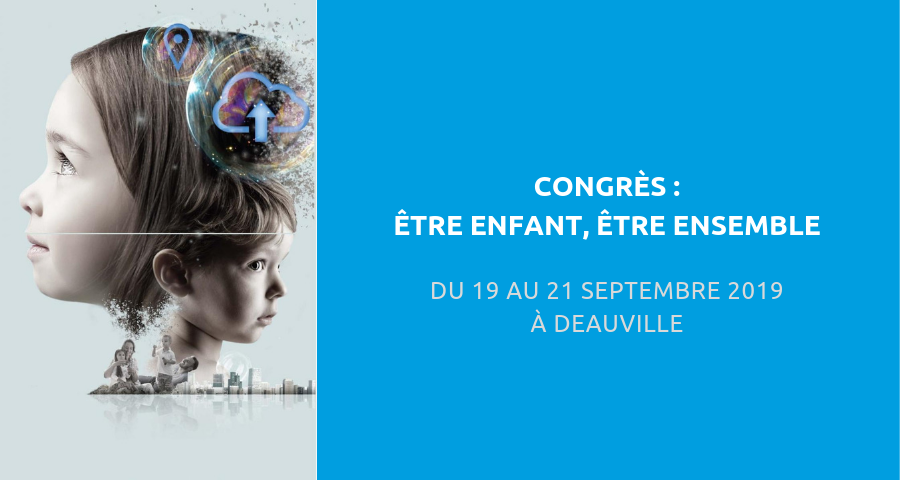 image de couverture de l'article consacré au 26eCongrès de l'Association française des psychologues de l'Education nationale (AFPEN) : être enfant, être ensemble. Du 19 au 21 Septembre 2019 à Deauville.