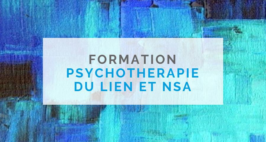 image de couverture de l'article concernant la formation psychothérapie du lien et NSA