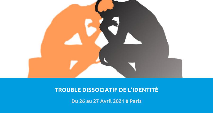 image de couverture de l'article concernant la 4e Journée de conférence organisée par l'Association francophone de trauma et de la dissociation : « le trouble dissociatif de l'identité ». Du 26 au 27 Avril 2021 à Paris.